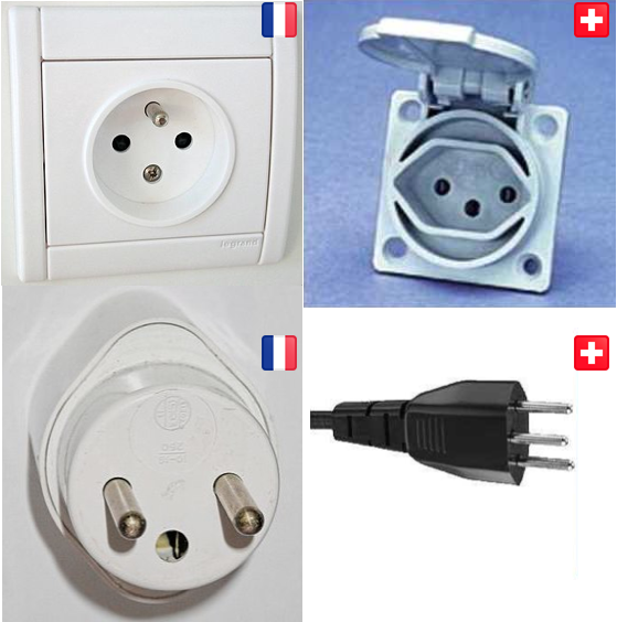 steckdose stecker elegant auto stecker adapter steckdose kabel buchse dc vv cm with steckdose. Black Bedroom Furniture Sets. Home Design Ideas