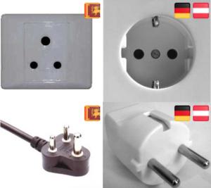 Steckdosen Stecker Sri Lanka Deutschland Vergleich